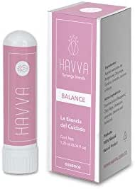 HAVVA Balance, Nasal Inhaler with Synergy Blend of 5 Essential Oils to Reduce The Effects of Hormones in Women