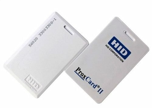 HID Proximity Prox Card II 1326 Access Control Pack of 25 Keycards 26 Bit