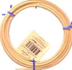 Bulk Buy: Commonwealth Basket Reed Spline #9 1/4X72 RS972-1 (5-Pack) Inc.