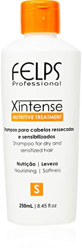 X Intense Shampoo 250 ml, Felps, 250ml