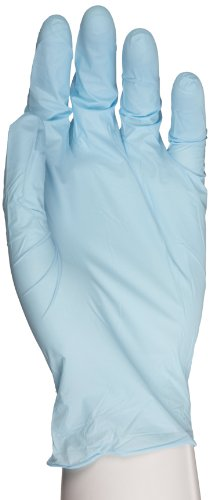 Microflex Xceed Nitrile Glove, Powder Free, 9.5'' Length, 2.8 mils Thick by Microflex