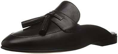 Sam Edelman Women's Paris, Black Leather, 5 M US