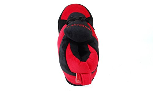 Slippers Happy Tech Womens NCAA Raiders Sneaker Red Feet Men's College and Texas OFFICIALLY LICENSED zqzZBP