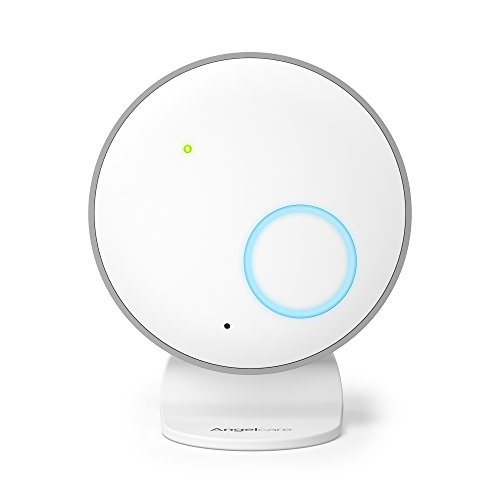 Angelcare Sound and Movement Monitor, White, 117 by Angelcare (Image #3)