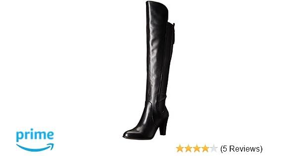 c21b020c4b4 Adrienne Vittadini Footwear Women s Tex Motorcycle Boot