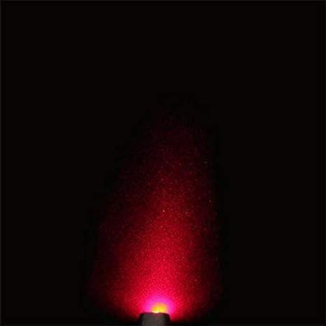 5x Superhelle Signal Schraub Leds Rot 24v 20cm Kabel 3000 5000mcd 45 Beleuchtung