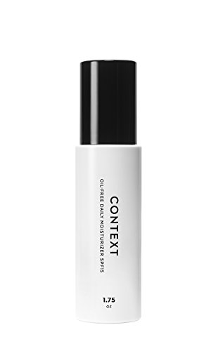 CONTEXT SKIN SPF 15 Oil Free Daily Moisturizer, 1.75 Ounce