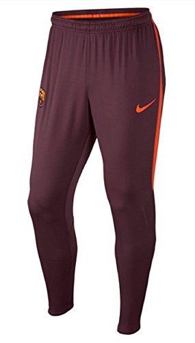 - Nike Dry FC Barcelona Squad Pant [Night Maroon] (L)