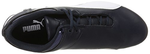 Puma BMW Ms Future Cat, Scarpe da Ginnastica Basse Unisex-Adulto Blu (Team Blue- White)