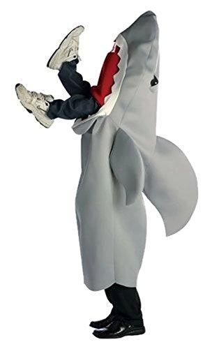 Adult Size Man Being Eaten Shark Costume - Shark Nado - Sale! -