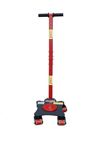 Pake Handling Tools – Rotating Machine Dolly, 2200lbs