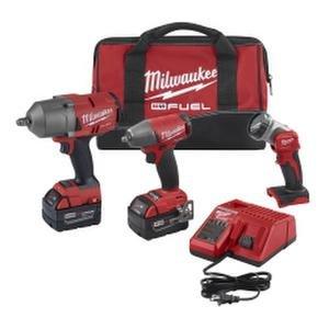 Milwaukee (MLW299623) M18 FUEL Gen II 3PC Auto Kit