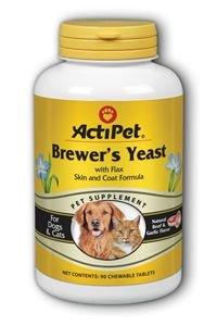 ActiPet Brewer's Yeast 90 Tabs
