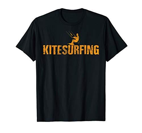 Kitesurf T-Shirt Kitesurfing Tshirt Kitesurfer Gift Tee