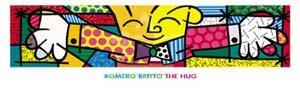 ポスター ロメロ ブリット The Hug B002SP7VNO
