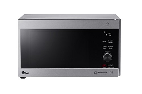 LG MH7265CPS - Microondas (395 x 406 x 262 mm): Amazon.es: Hogar