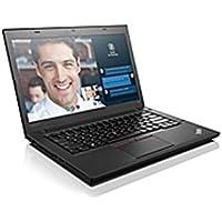 Lenovo ThinkPad T460 20FN005AUS 14 Ultrabook - Intel Core i5 (6th Gen) i5-6200U Dual-core (2 Core) 2.30 GHz - 8 GB DDR3L SDRAM - 500 GB HDD - Windows 10 Pro 64-bit (Certified Refurbished)