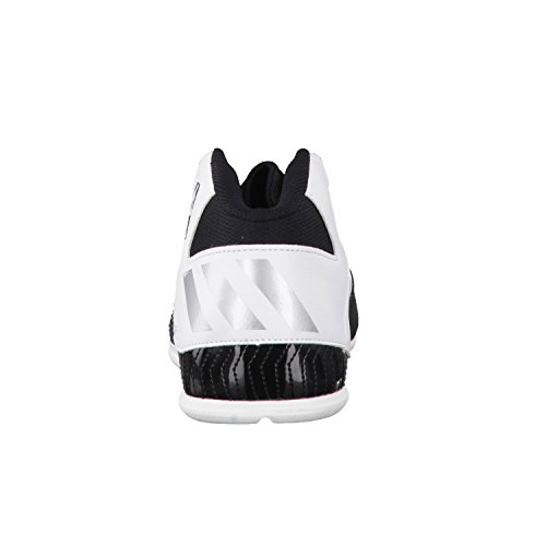 adidas Kinder Basketballschuhe Next Level Speed 5 NBA core black/ftwr white/silver met. 37 1/3