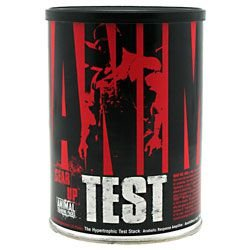 Universal Nutrition, Animal Test, Anabolic Response Amplifier, 21 (Universal Animal Test)