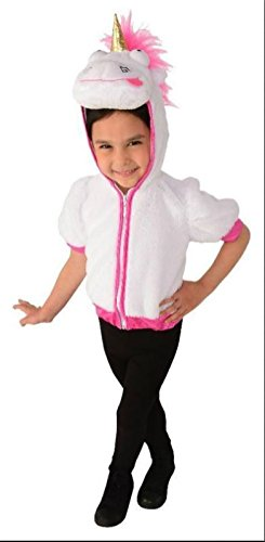 Despicable Me Unicorn Costume (Despicable Me 3 Dress Up Role Play Set Fluffy Unicorn Costume)