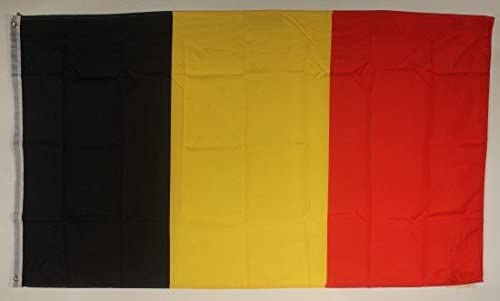 Bélgica Bandera 250 x 150 cm, tamaño grande, impermeable): Amazon ...