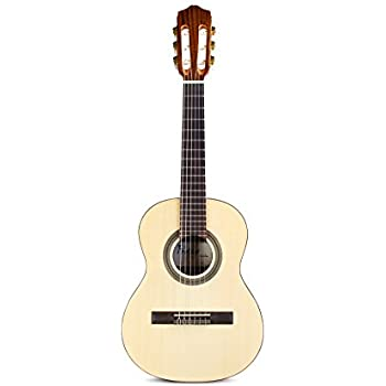 yamaha cgs102a half size classical guitar natural musical instruments. Black Bedroom Furniture Sets. Home Design Ideas