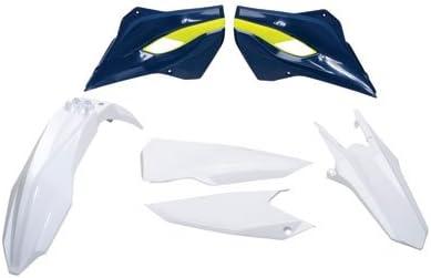 Acerbis Full Plastic Kit WHITE 17-18 HUSQVARNA TE300HQ