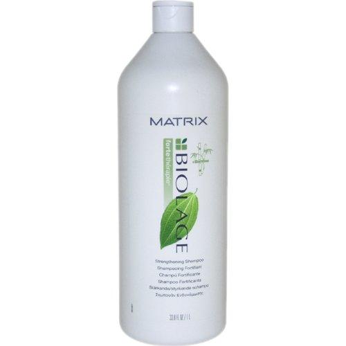 Matrix Biolage Strengthening Shampoo, 33.8-Ounce Bottle - Matrix Biolage Fortetherapie Strengthening