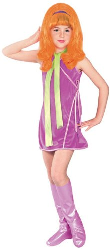[Daphne Costume - Large] (Daphne Scooby Doo Halloween Costume)