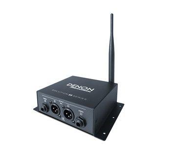 Denon DN-200BR Stereo Bluetooth Audio Receiver (Open Box)