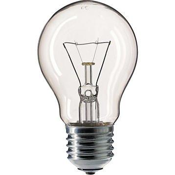 Prilux incandescencia - Lámpara standard clara 200w 125v e27