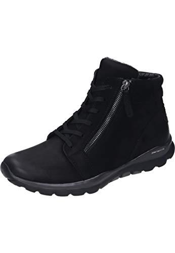 Ankle Schwarz Women's Gabor Mel 47 Boots Black Rollingsoft wERRp