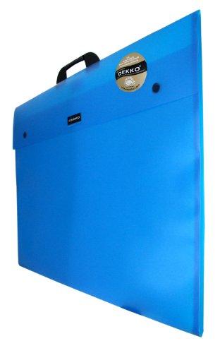 Westfolio A1 Type G Expandable Folio Blue