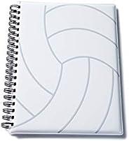 Tandem Sport Volleyball Notebook