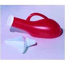 Portable Urinal with Female Adapter