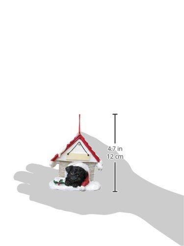 Image of E&S Pets 35355-32 Doghouse Ornament