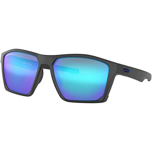 Oakley Men's Targetline Aero Sunglasses,OS,Matte Black (Collection Sunglasses)