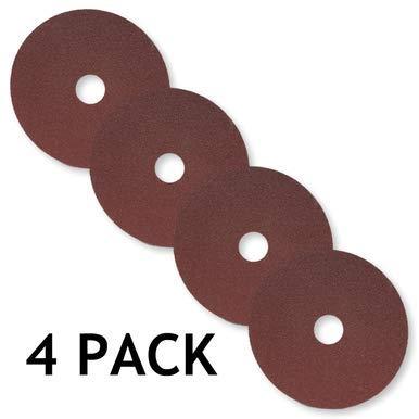 50 Grit Sanding Disc 4 Pack