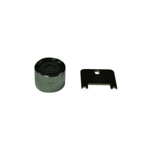 - American Standard 066074-0020A Vandal Resistant Aerator, Polished Chrome