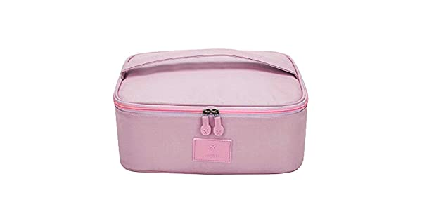 Amazon.com: Neceser portátil de viaje con bolsillo de malla ...