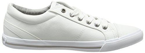 Sneakers vulca Kängurus 002 5054 Weiß K Damen S Weiß Top Weiß Low Schwarzgrau 0q5Tq