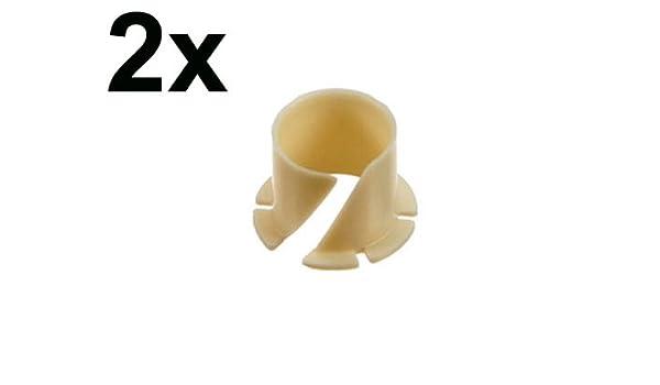 Porsche (78 - 98) casquillos palanca de cambio/cinturón perno en forma de rodillo de tensión (Set 2) ver descripción: Amazon.es: Coche y moto