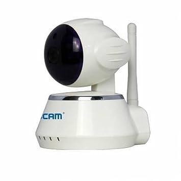 Escam qf510 perro seguro alarma cámara ip de wifi 720p defensa integra sensores de alarma de rf433: Amazon.es: Electrónica