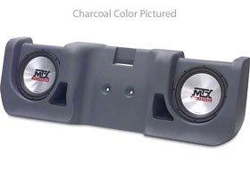 MTX ThunderForm CXP20AC-T45 Char Chevy/GMC Extra Cab Amp/Sub/Box