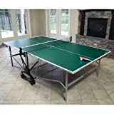 KETTLER Monte Carlo Outdoor Table Tennis Bundle