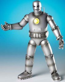 Marvel Legends Series 14 Action Figure 1st Appearance Iron Man