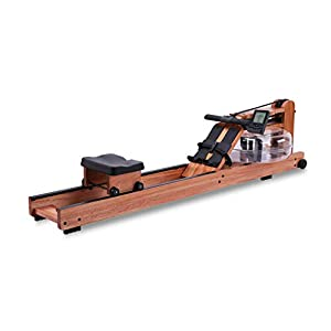 Well-Being-Matters 31LQV5wDyvL._SS300_ BATTIFE Water Rowing Machine with Bluetooth Monitor | Solid Wood Rowers Machine for Home Gyms Use | Included Electric…