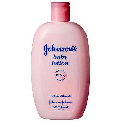 Johnsons Baby Lotion 6x300ml Flaschen