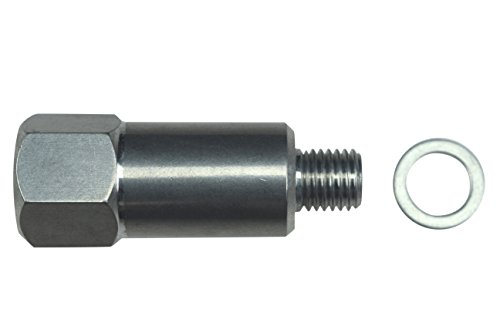 Coolant Temperature Sensor Adapter Extended Length Water LS Engine Swap LS1 LSX LS3 551179L