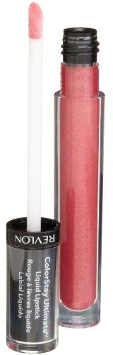 Revlon ColorStay Ultimate Liquid Lipstick, Premium Pink, 0.1 Ounces (Pack of 2)
